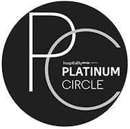 Hospitality Design Platinum Circle Awards logo