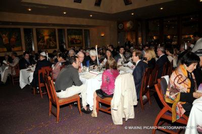 Spago Seder 2011