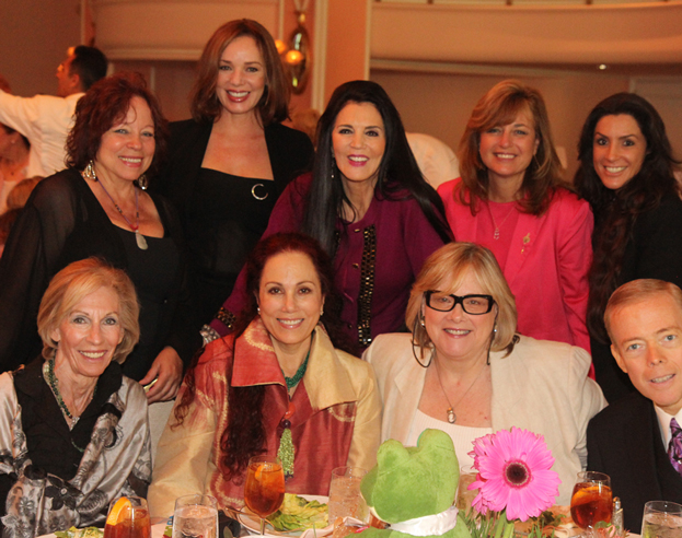 Friends of Sheba luncheon