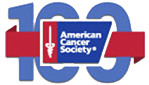 American Cancer Society 100 years logo