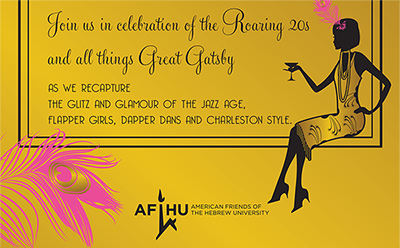 Bel Air Affaire Roaring 20s fundraiser