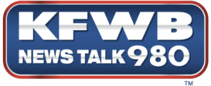 KFWB radio station logo