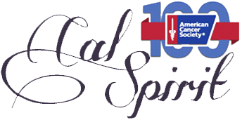 Cal Spirit 100 years logo