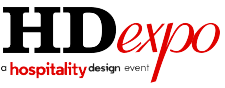 Hospitality Design, HD Expo logo