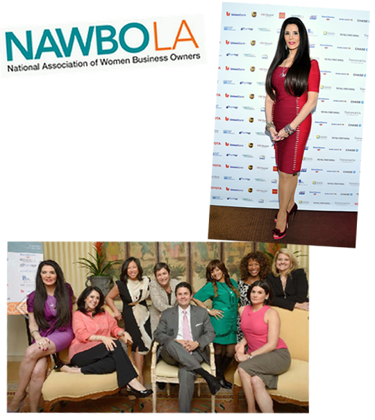Barbara Lazaroff at NAWBO-LA