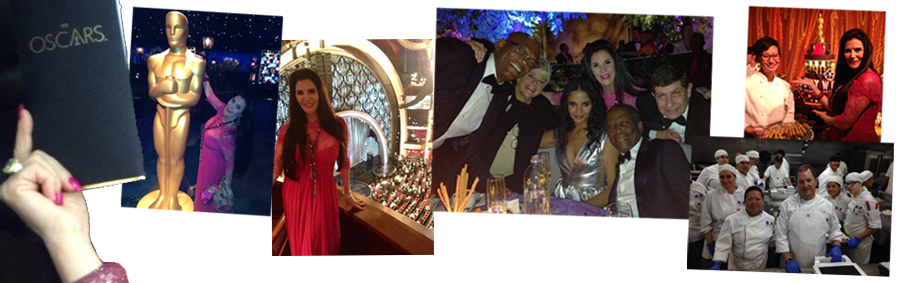 Oscars 2014 photo montage