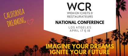 Women Chefs and Restauranteurs event page header