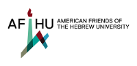 AFHU American Friends of the Hebrew University logo